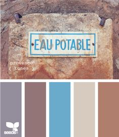 More Provence Tones - http://design-seeds.com/index.php/home/entry/more-provence-tones