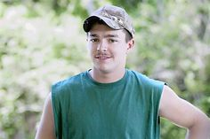 """Gandee, who starred in the MTV reality series """"Buckwild"""" set in West Virginia, is shown in this undated publicity photograph. Gandee was found dead, along with two other men. He had been reported missing by his family."""