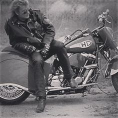 Harley for ever✌️