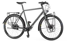 Complete List of Pinion P1.18 Speed Gearbox Touring and Trekking Bikes - CyclingAbout.com