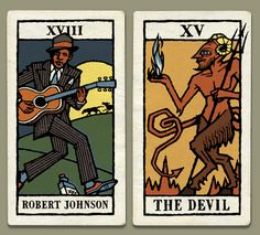 Robert Johnson and the Devil by Philip Cheaney
