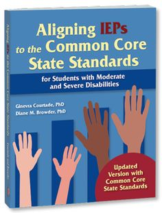 Aligning IEPs to the Common Core State Standards for students with moderate and seer disabilities