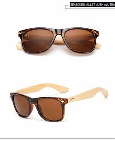 119a67fa4c8 tiny tutorials. See more. Retro Wayfarer Bambo - February 09 2019 at  06 16PM Cheap Sunglasses