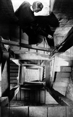 James Stewart in 'Vertigo', directed by Alfred Hitchcock, 1958: