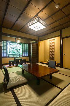 Japanese Guest Room at Sanga Ryokan Ryokan | Japanese Guest Houses