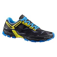 SALEWA MS LITE TRAIN, Herren Outdoor Fitnessschuhe, Schwarz (Black/Kamille), 40.5 EU (7 Herren UK) - http://on-line-kaufen.de/salewa/40-5-eu-salewa-ms-lite-train-herren-outdoor-3