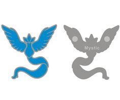 Hey, I found this really awesome Etsy listing at https://www.etsy.com/listing/464912301/pokemon-go-team-mystic-lapel-pin