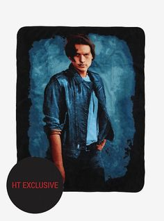 373723cd19470 Riverdale Jughead Throw Blanket Hot Topic Exclusive