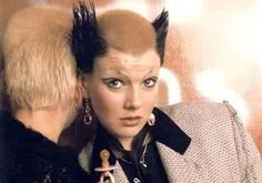 Soo Catwoman - punk icon!