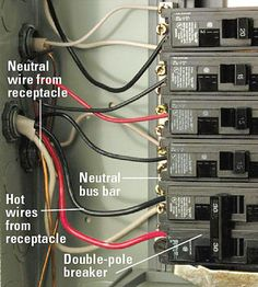 How to install a 220 Volt 4 wire outlet Garage