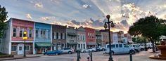 Front Street, Georgetown, SC