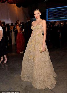 Dior kleid gold