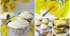 Festa della donna: stupite con i dolci ispirati alla mimosa