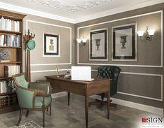 Amenajare casa – design interior in stil clasic - Studio inSIGN Gallery Wall, Interior Design, Studio, Modern, House, Home Decor, Projects, Travertine, Nest Design