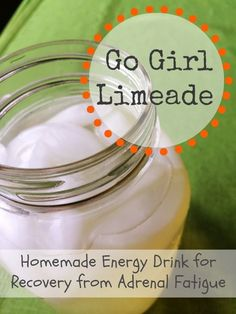 Go Girl Limeade: Hom