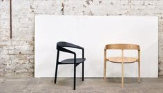 Bow Chair par Tom Fereday