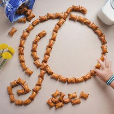 16 | Designer Dad Teaches His 2-Year-Old Daughter About Typography With Edible ABCs | Co.Design | business + design