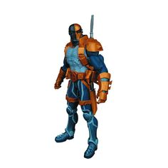 DC Comics Super Villains Death Stroke Action Figure