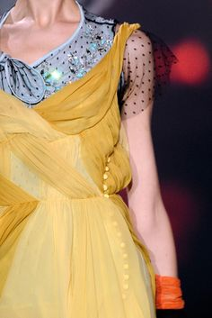 John Galliano, Spring/Summer 2010,  Ready-to-Wear