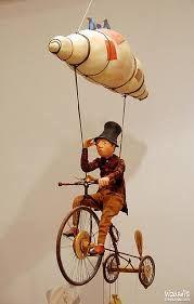 Resultado de imagen de marionetas con papelmache  con patrones