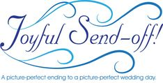 It's your picture-perfect day! Plan a joyful, beautiful & litter-free wedding send-off! Joyful Send-off provides ideas for lasting memories! Wedding Send Off, Wedding Costs, Free Wedding, Perfect Wedding, Wedding Venues, Wedding Day, A Perfect Day, First Love, How To Memorize Things