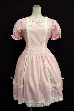 BABY, THE STARS SHINE BRIGHT / ladder Lace Dress (Baby the Stars Shine Bright) 3,800 yen