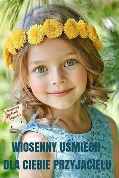 Cute little girl with yellow floral crown Beautiful Little Girls, Cute Little Girls, Beautiful Children, Beautiful Babies, Cute Kids, Cute Babies, Young Models, Child Models, Anna Pavaga