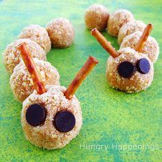 What fun cookie caterpillars!