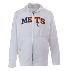 New York Mets Signature Applique Full Zip Hooded Sweatshirt - MLB.com Shop
