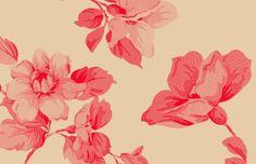 Medialoot - Vintage Floral Photoshop Brush Set