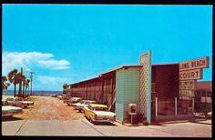 Old Florida Motel Postcard - Bing images