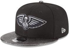 b62470096e447 New Era New Orleans Pelicans Snakeskin Sleek 9FIFTY Snapback Cap