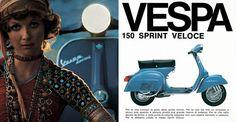 Vespa années 80