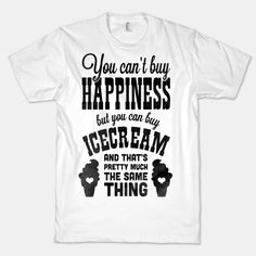 Ice Cream Lover's T-Shirt | 31 Life-Changing Gifts For Ice Cream Lovers