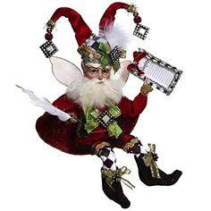 The Naughty List Fairy Mark Roberts Fairies, Elf Yourself, Christmas Fairy, Xmas, Christmas Decorations, Christmas Ornaments, Christmas Ideas, Fairy Dolls, Yule