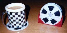 Race Day Coaster and Mug Set