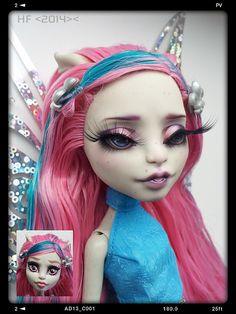 Custom Rochelle Goyle doll OoaK