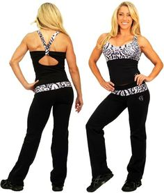 Equilibrium D Set-140 Women Fitness Clothing & Workout