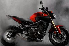 2014 Yamaha FX-09. New 847cc cross-plane triple weighs 53lbs LESS than the weaker 4cyl FX-08 it replaces.