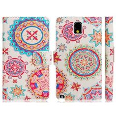Lively Deco Samsung Galaxy Note 3 Case