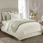 Found it at Wayfair - Sanctuary Quilt Collection in Ivory
