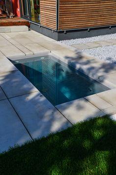 Mini Pool, Ideas Para, Outdoor Decor, House, Home Decor, Gardening, Garden, Home, Pictures