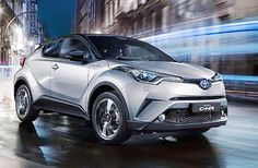 2017 Toyota CHR Review UK