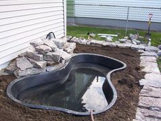 DIY Water Garden and Koi Pond DIY Water Garden and Koi Pond You can buy the kits at Lowes or Home Depot. Water Garden and Koi Pond DIY Water Garden and Koi Pond You can buy the kits at Lowes or Home Depot.DIY Water Garden and Koi Pond You can buy the kit Fish Pond Gardens, Koi Fish Pond, Garden Pond, Water Gardens, Koi Ponds, Garden Web, Balcony Garden, Koi Pond Kits, Small Fish Pond