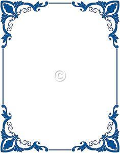 printable frames, clipart educational, vintage border