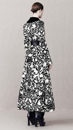 Alexander McQueen Pre-Autumn/Winter 2013 - this whole collection is stunning