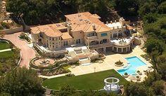 Grand Villa, Monte Sereno, USA