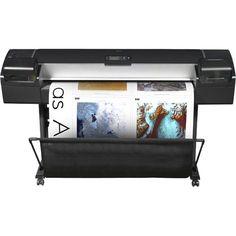 "HP DesignJet Z5200 PostScript - 44"" large-format printer - color - ink-jet - Roll (111.8 cm) - 2400 x 1200 dpi up to 1.4 min/page (color) - USB, LAN HP http://www.amazon.com/dp/B00JIZ4AYA/ref=cm_sw_r_pi_dp_BXo.ub1TGRC1J"