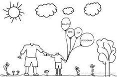 Todo Ministerio Infantil: Manualidades para el Dia del