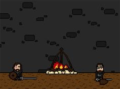 Brutal Game Of Thrones Deaths Just As Traumatic As 8-Bit GIFS